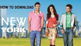 NEW YORK MOVIE FULL HD HOW TO DOWNLOAD