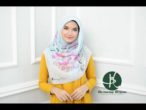 Xxx Mp4 Benang Hijau Asya Square Scarf Hijab Tutorial 3 3gp Sex