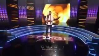 امیر حسین و آهنگ کجایی در برنامه استیج