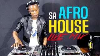 AFRO HOUSE 13 JULY 2018 SOUTH AFRICAN TRIBAL LIVE MIX BY ROMEO MAKOTA