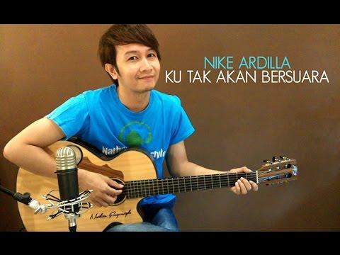 (Иιкe Ardíllä) Ku Tak Akan Bersuara - Nathan Fingerstyle | Guitar Cover