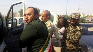 Gunmen attack Iran military parade, killing at least 8