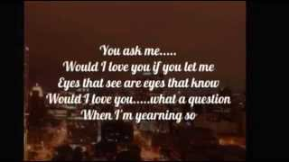PATTI PAGE - WOULD I LOVE YOU (LOVE YOU, LOVE YOU)