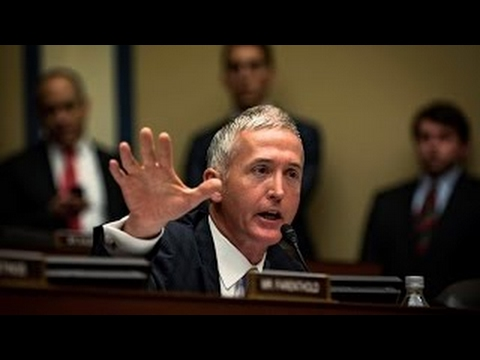 Trey Gowdy RIPS Obama JUDGE ANSWER MY QUESTION