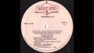 Sesso Matto - Sessomatto (Jim Stuard remix)