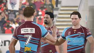 Rugby League Live 4 - Be A Pro ep.4 (Absolute Disaster)