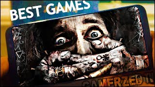 TOP 10 || The Most Scary Horror Games for Android/iOS in 2017 || Gamerzed Tv