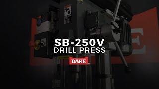 Dake Corporation  250v Variable Speed Drill Press