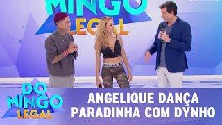 Domingo Legal (16/07/17) - Angelique Boyer dança