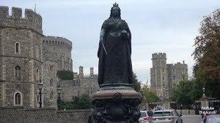 England Großbritannien Schloss Windsor United Kingdom Castle Windsor Angleterre Royaume Uni