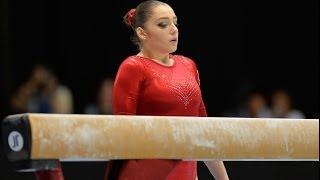 2013 Artistic Gymnastics World Championships - Women's BB and FX Finals - We are Gymnastics!