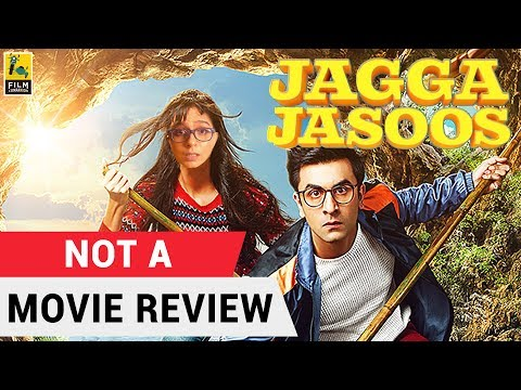 Xxx Mp4 Jagga Jasoos Not A Movie Review Sucharita Tyagi 3gp Sex