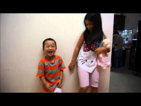 2014 11 15 Nguyen house - Sunny and Sonia