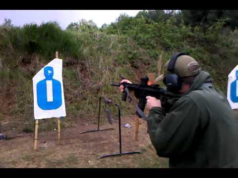Urban Rifle Hostage Drill w/Guest Instructor Vicki Farnam