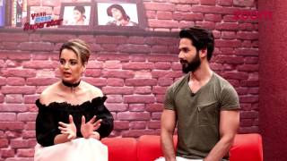 What Does Rangoon Mean To Shahid & Kangana| YMS 2| Sat,25th Feb