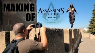 MAKING OF - Assassin´s Creed Movie Parkour in real life