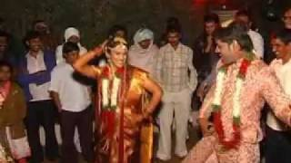 Lavanya and Sreenath Marriage Dance - Just Blasted
