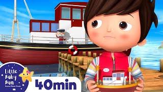 Jack O Marble | + More Nursery Rhymes & Kids Songs | Songs for Kids | Little Baby Bum
