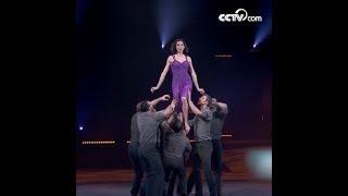 رقص على الحلبة الخاصة|CCTV Arabic