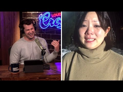 Xxx Mp4 FAKE NEWS Racist AirBNB Host Refuses Asian Louder With Crowder 3gp Sex