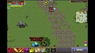 Warspear (online multiplayer game, Android/Windows/OS) Dodge, the best defence in the game