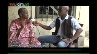 Clash dans ''Ma Famille'' Amoin explique pourquoi le torchon brûle entre elle et Akissi Delta