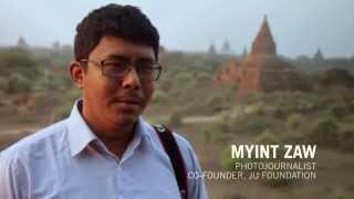 Myint Zaw, 2015 Goldman Environmental Prize, Myanmar