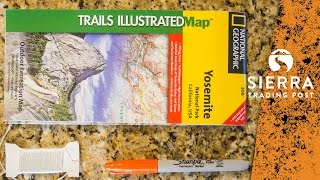 Trip Planning - Planning A Backpacking Loop