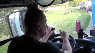 Truck'n'movies - Droga do Frankfurtu #2 (Trasa 1)