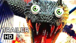 SNAKE OUTTA COMPTON Trailer (2017) Sci Fi Spoof Movie HD