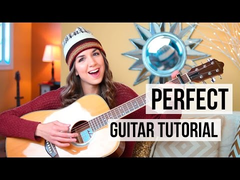 Perfect - Ed Sheeran  Guitar Tutorial (Picking & Strumming)