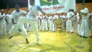 16º MUNDIAL DE CAPOEIRA RAÍZES DO BRASIL 2015