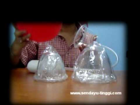 CARA GUNA BREAST PUMP