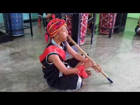 Alat musik kesenian tradisi suku kaili