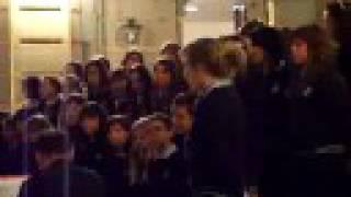 Amazing Grace - Escolanía María Auxiliadora de Cádiz en Oviedo