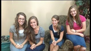 Jill Duggar Pregnancy Rumors Fans Think They See A Baby Bump Hidden In Easter Picture, 'OK!' Report