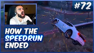 No Chance Of Failure *cough* - How'd The GTA Speedrun End - Ep 214