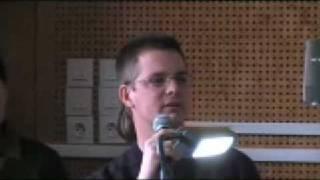 Mon cursus de g�ographe 1997-2007