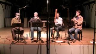 Turkish Bumble-Bee Rondo, Flanders Recorder Quartet LIVE @ Antwerpen 2011