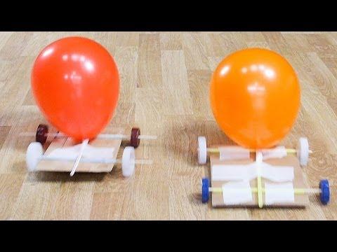 DIY Jet Toy Car for Kids