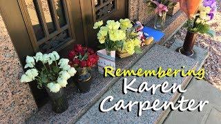 Karen Carpenter's Grave Is Now Located In Westlake Village, California