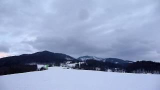 Frasdorf snowkiten, fette 360°er session,15er Best warroo*