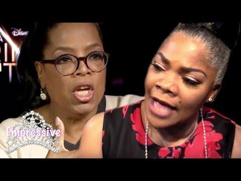 Xxx Mp4 Oprah Winfrey Calls Mo Nique Negative And Mo Nique Claps Back 3gp Sex