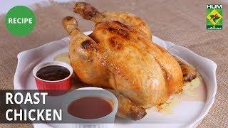Roast Chicken Recipe   Mehboob