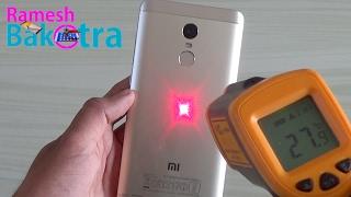 Redmi Note 4 Heating Test