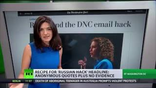 Who needs evidence? US election system reportedly hacked, media outlets blame Russians