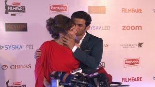 LOL! Ranveer Singh Kissing Ankita Lokhande in front of Sushant Singh Rajput