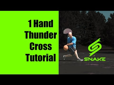 Xxx Mp4 1 Hand Thunder Cross Streetball Move Tutorial Name This Move 2 3gp Sex