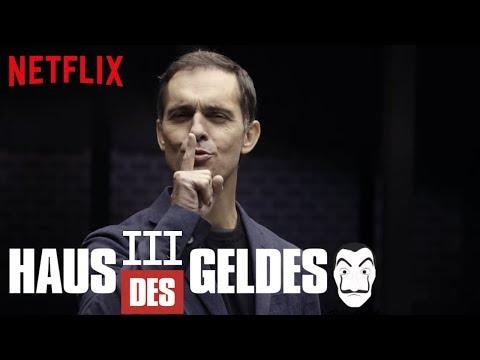HAUS DES GELDES Staffel 3 Teaser Trailer zum Drehstart: Analyse, Theorien, Cast & Berlins Rückkehr!