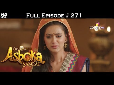 Chakravartin Ashoka Samrat - 8th February 2016 - चक्रवतीन अशोक सम्राट - Full Episode(HD)